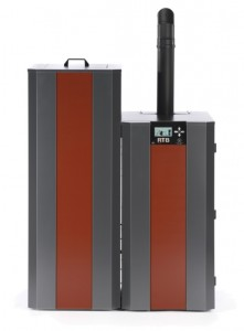 NBE - RTB 10 kw pillefyr